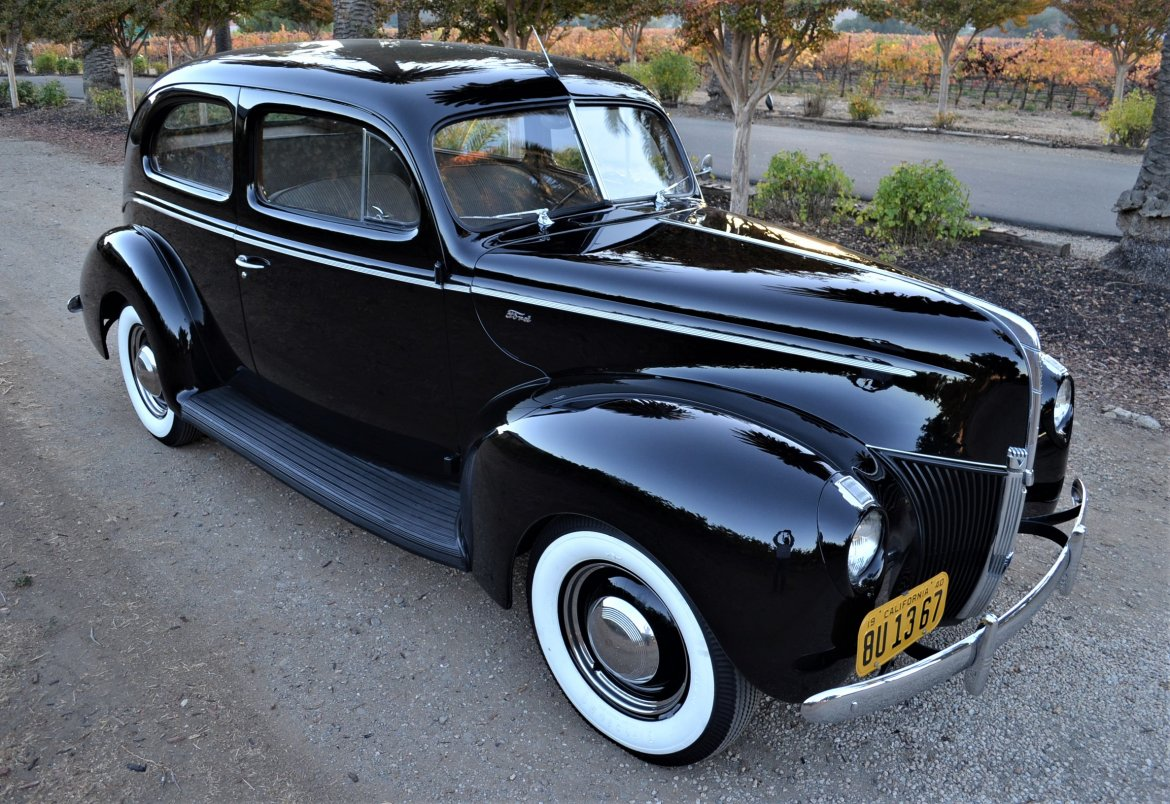 Exotic for sale: 1940 Ford Tudor by Ford