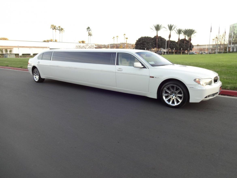 Bmw limousine for sale