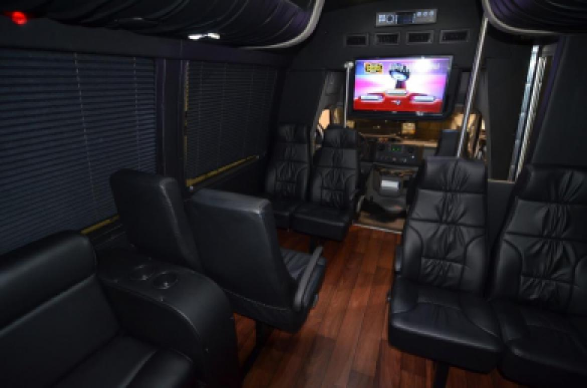 Photo of Limo Bus for sale: 2017 Ford E-450