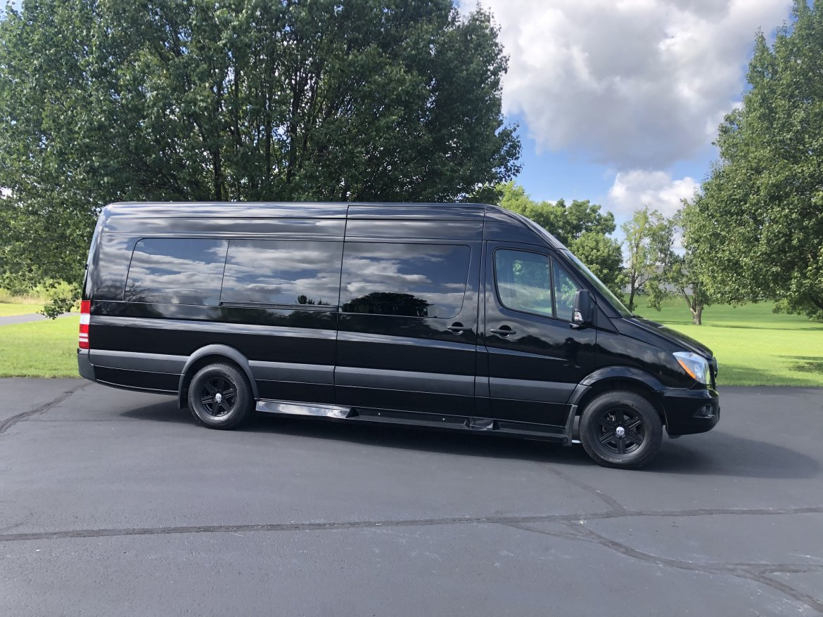 "Sprinter for sale: 2017 Mercedes-Benz Executive Class 170"" by First Class Customs, Inc."
