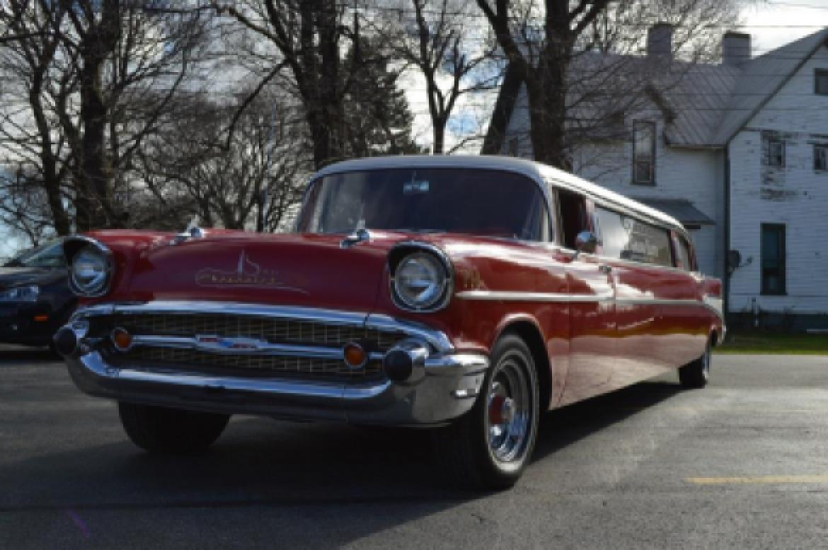 used 1957 chevrolet bel air for sale ws 10365 we sell limos