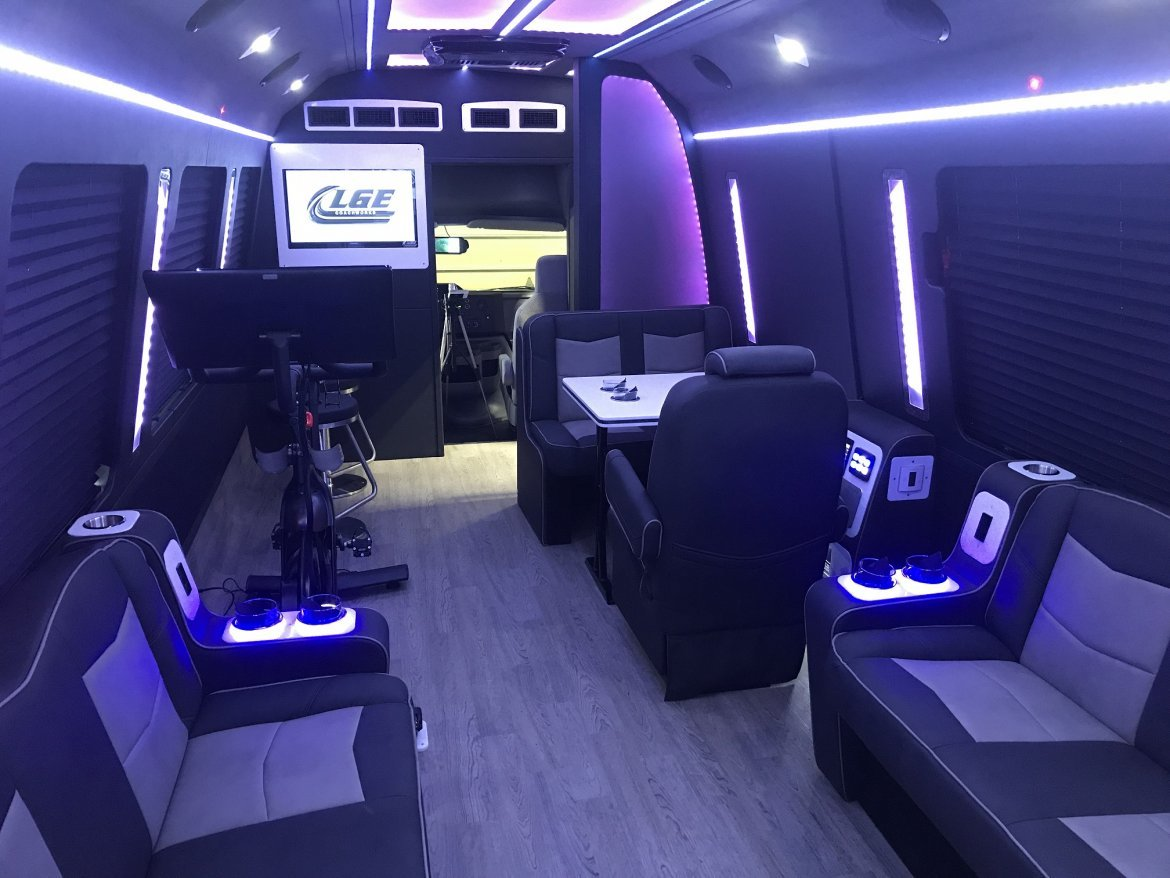 Shuttle Bus for sale: 2020 Ford E-450 by LGE Coachworks, Inc.