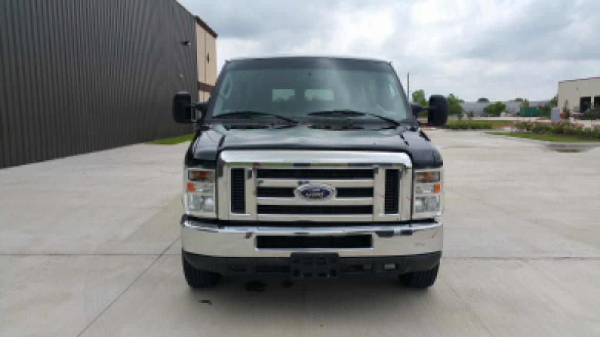Used 2011 Ford E 350 Xlt Super Duty W Advance Trac Amp Flex