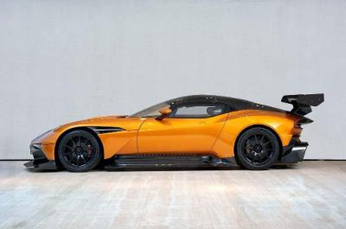 Used 2016 Aston Martin Vulcan For Sale Ws 13696 We Sell Limos