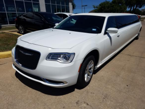 Used 2015 Chrysler 300 for sale #WS-10372 | We Sell Limos