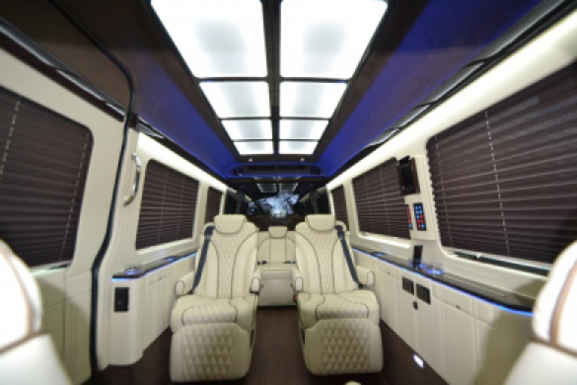"Photo of Sprinter for sale: 2017 Mercedes Benz Sprinter 2,500 170"" by First Class Customs"