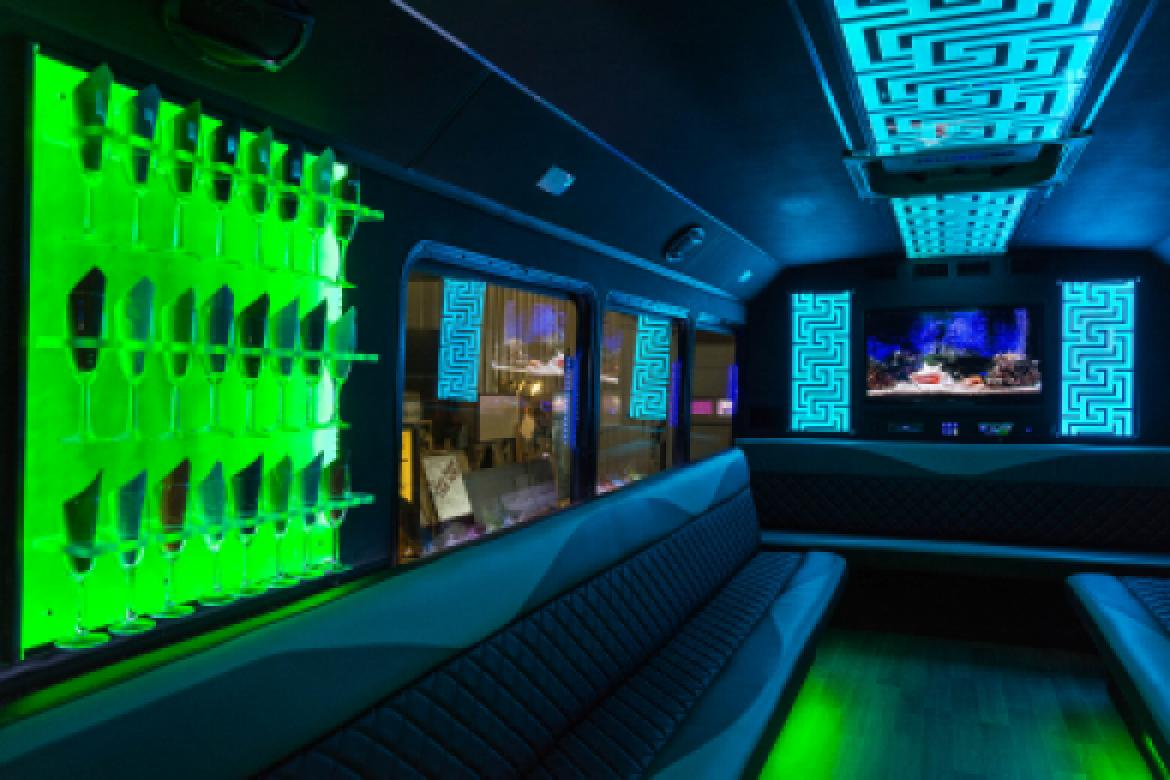 Photo of Limo Bus for sale: 2017 Ford E450