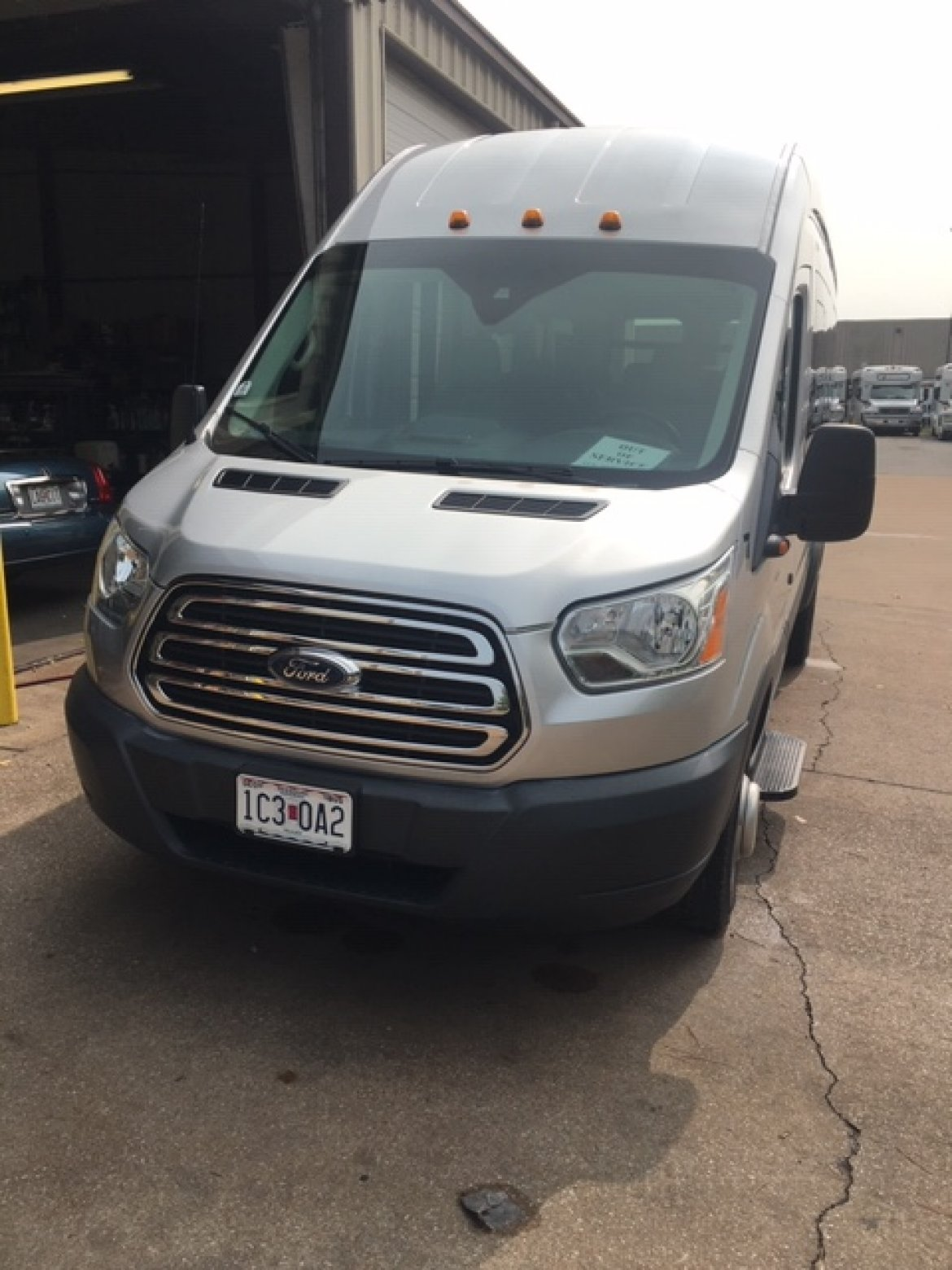 "Executive Shuttle for sale: 2016 Ford Transit 148"" by Prime-Time"