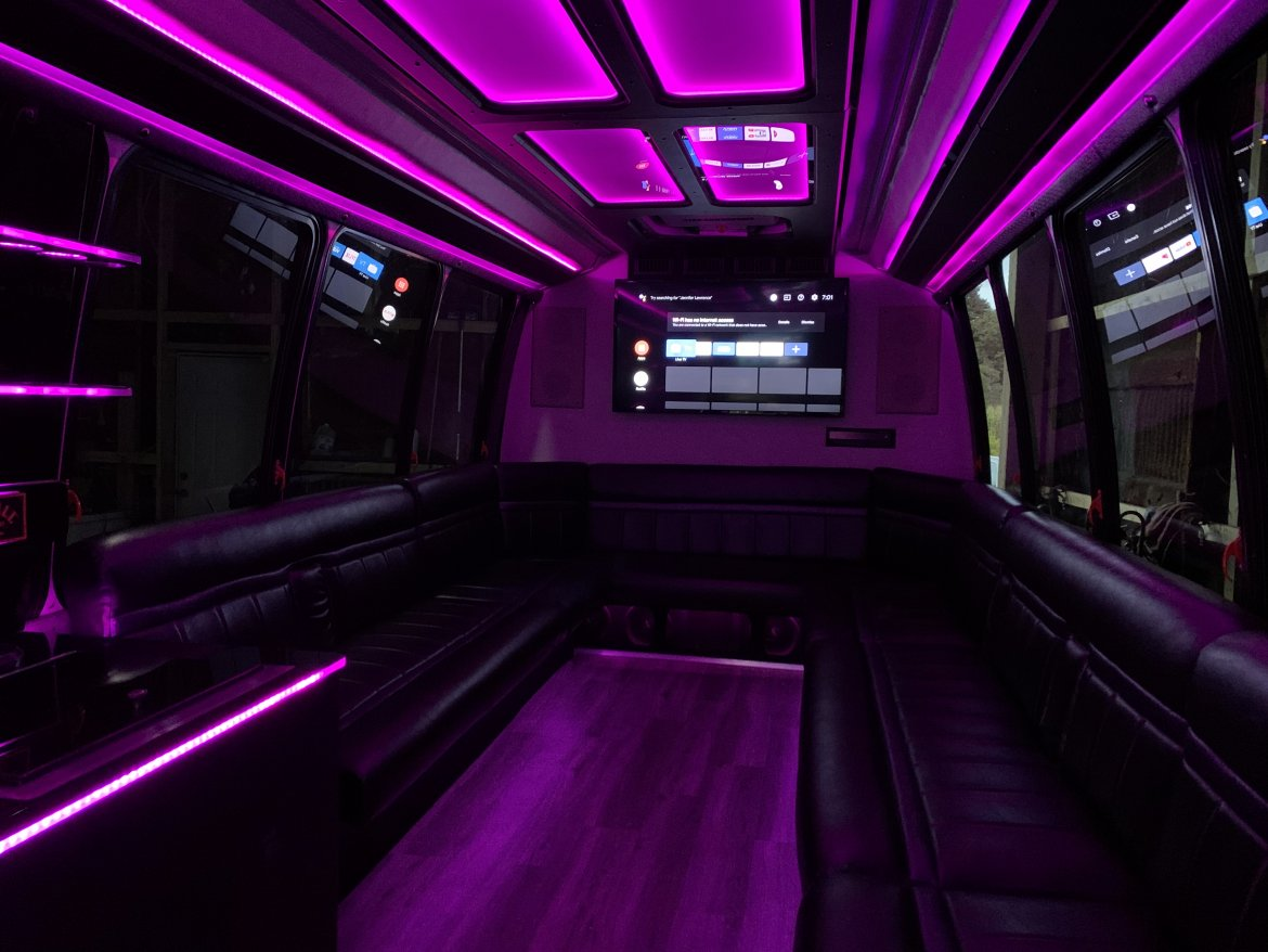 Limo Bus for sale: 2013 Ford E450
