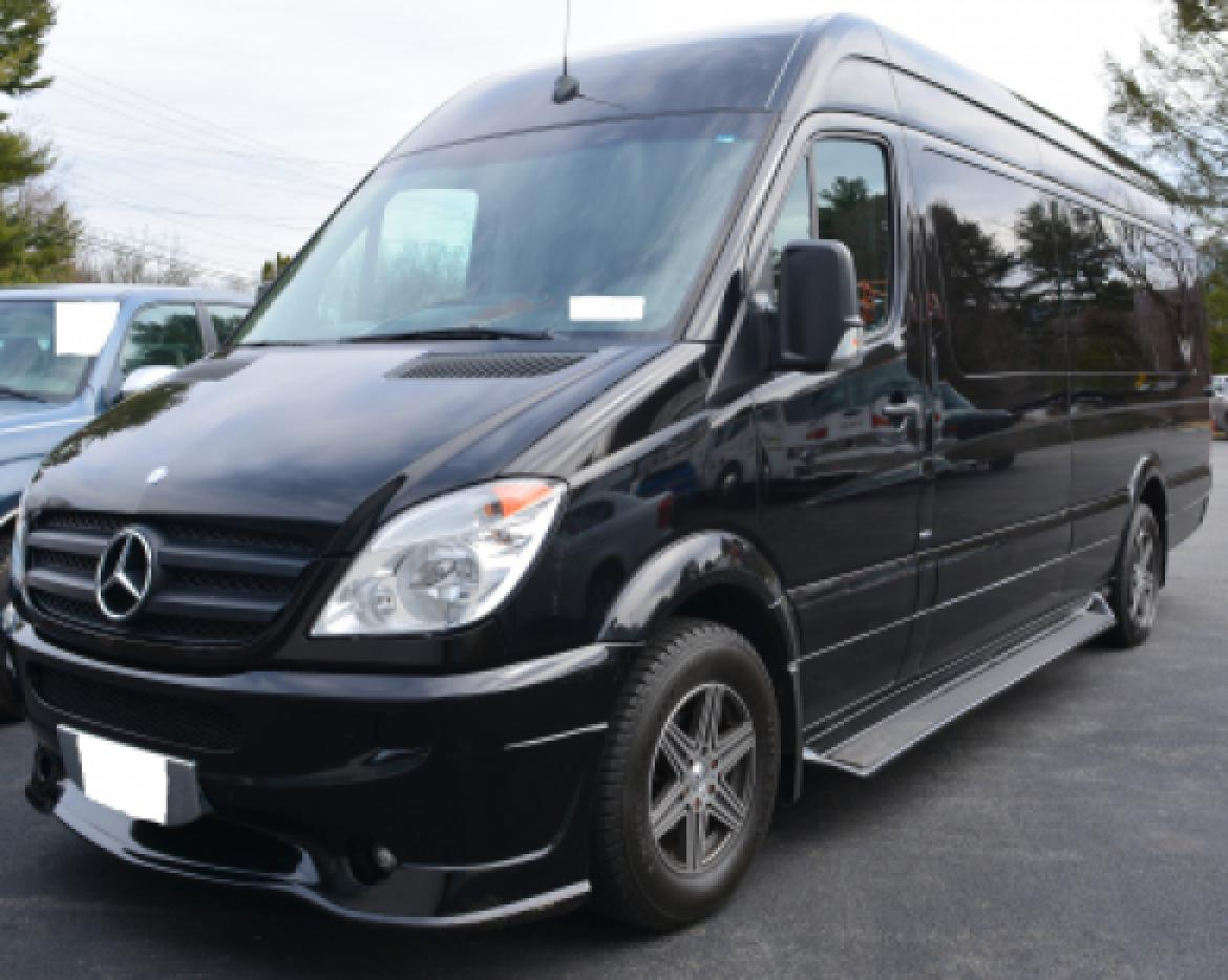 used 2011 mercedes benz sprinter 2500 for sale ws 10380