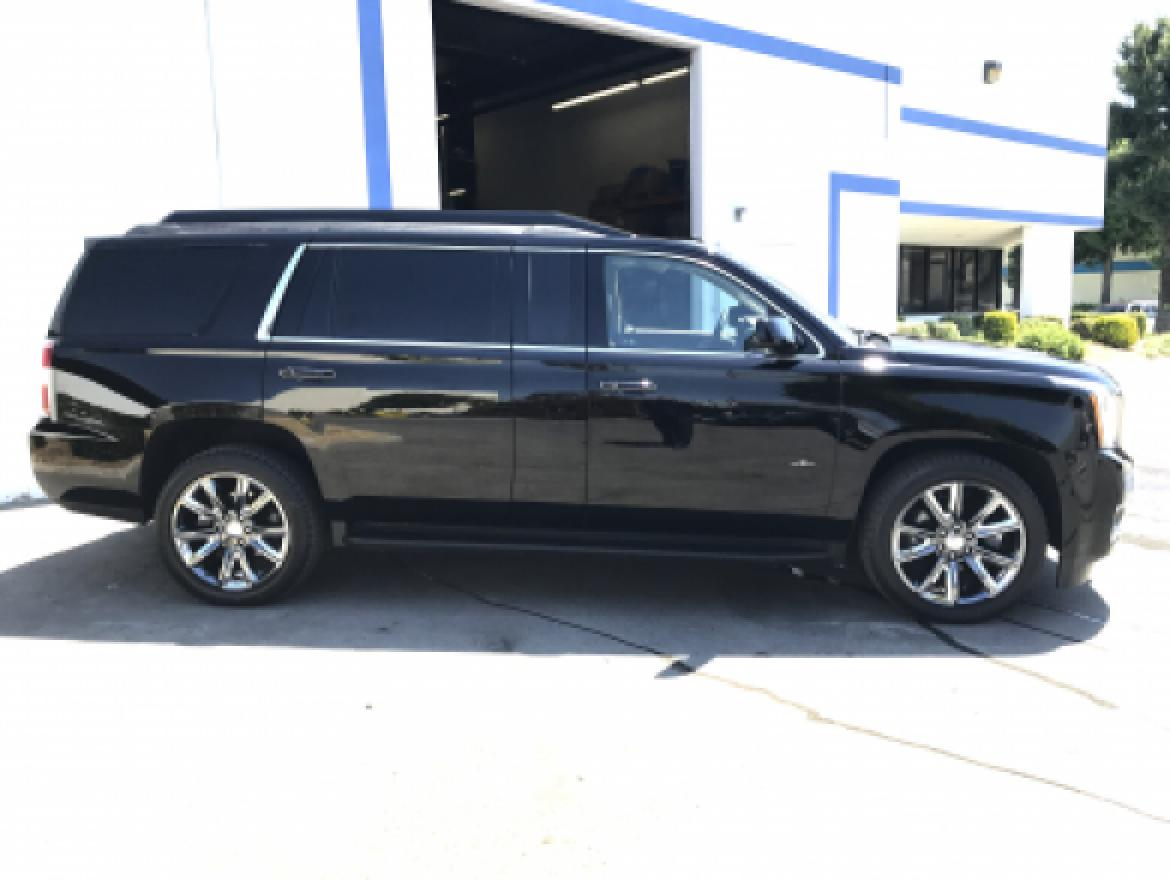 "CEO SUV Mobile Office for sale: 2016 GMC Denali 20"" by Quality Coach"