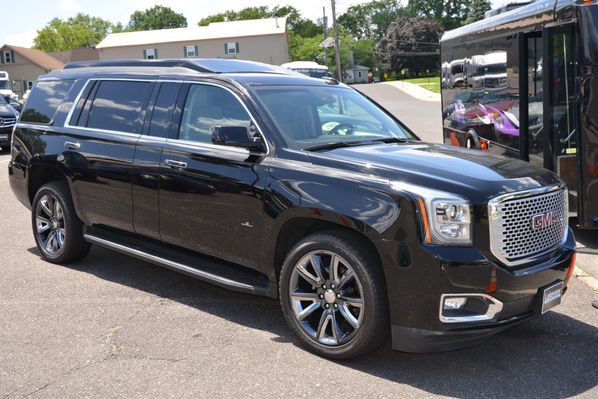 used 2016 gmc denali for sale 10383 we sell limos. Black Bedroom Furniture Sets. Home Design Ideas
