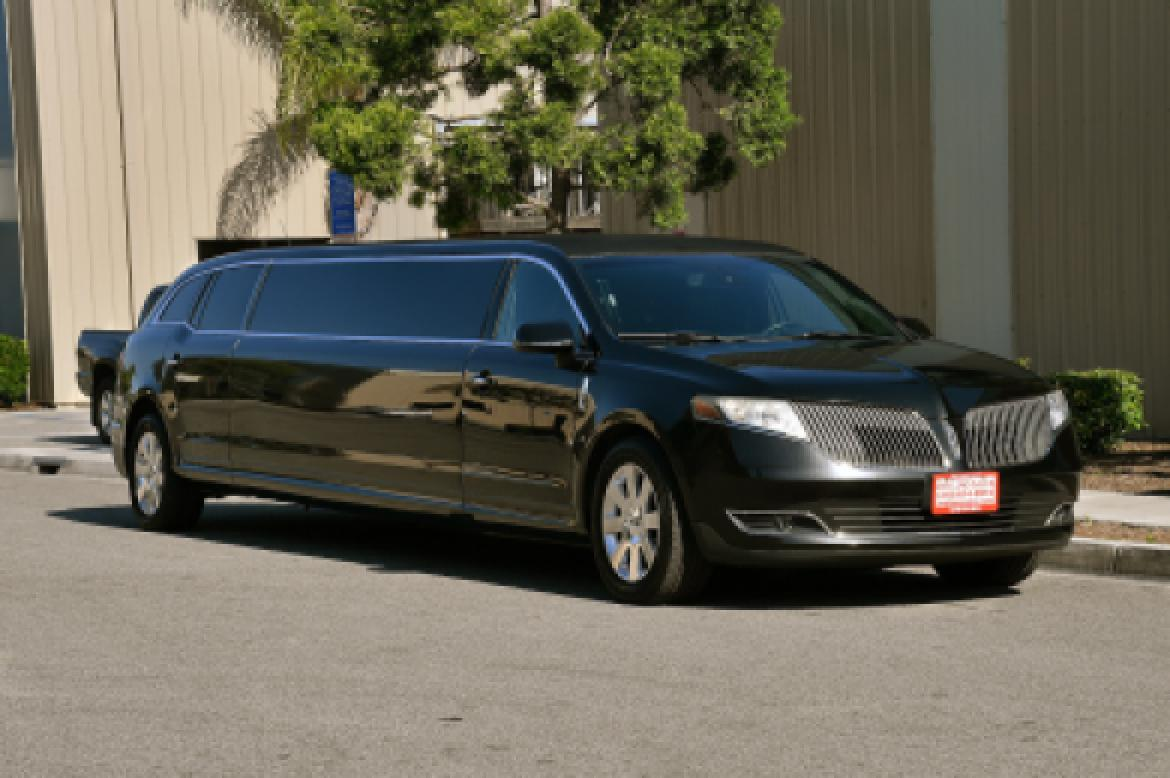 "Photo of Limousine for sale: 2013 Lincoln MKT 120"" by Tiffany"