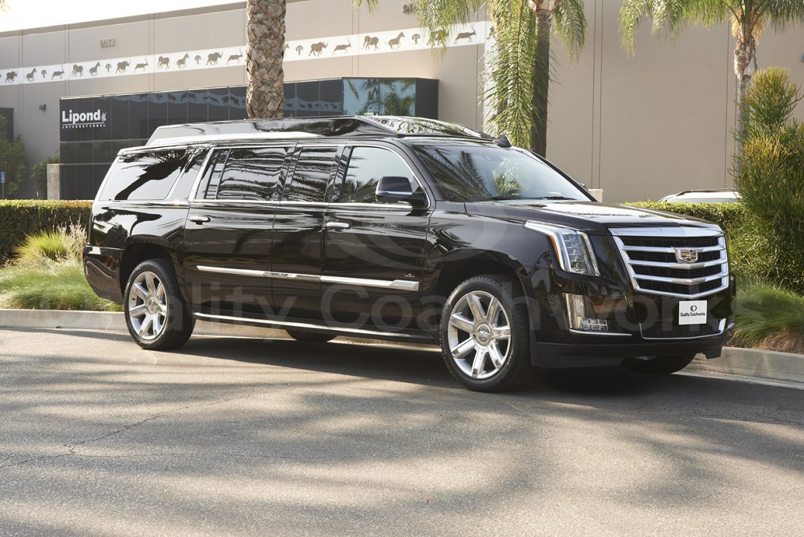 CEO SUV Mobile Office for sale: 2017 Cadillac Escalade by Quality Coachworks