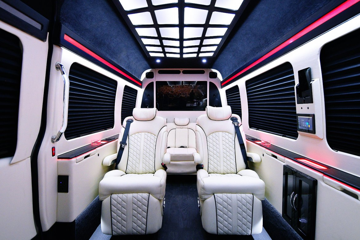 "Sprinter for sale: 2020 Mercedes-Benz CEO-Private Class 170"" by First Class Customs, Inc."