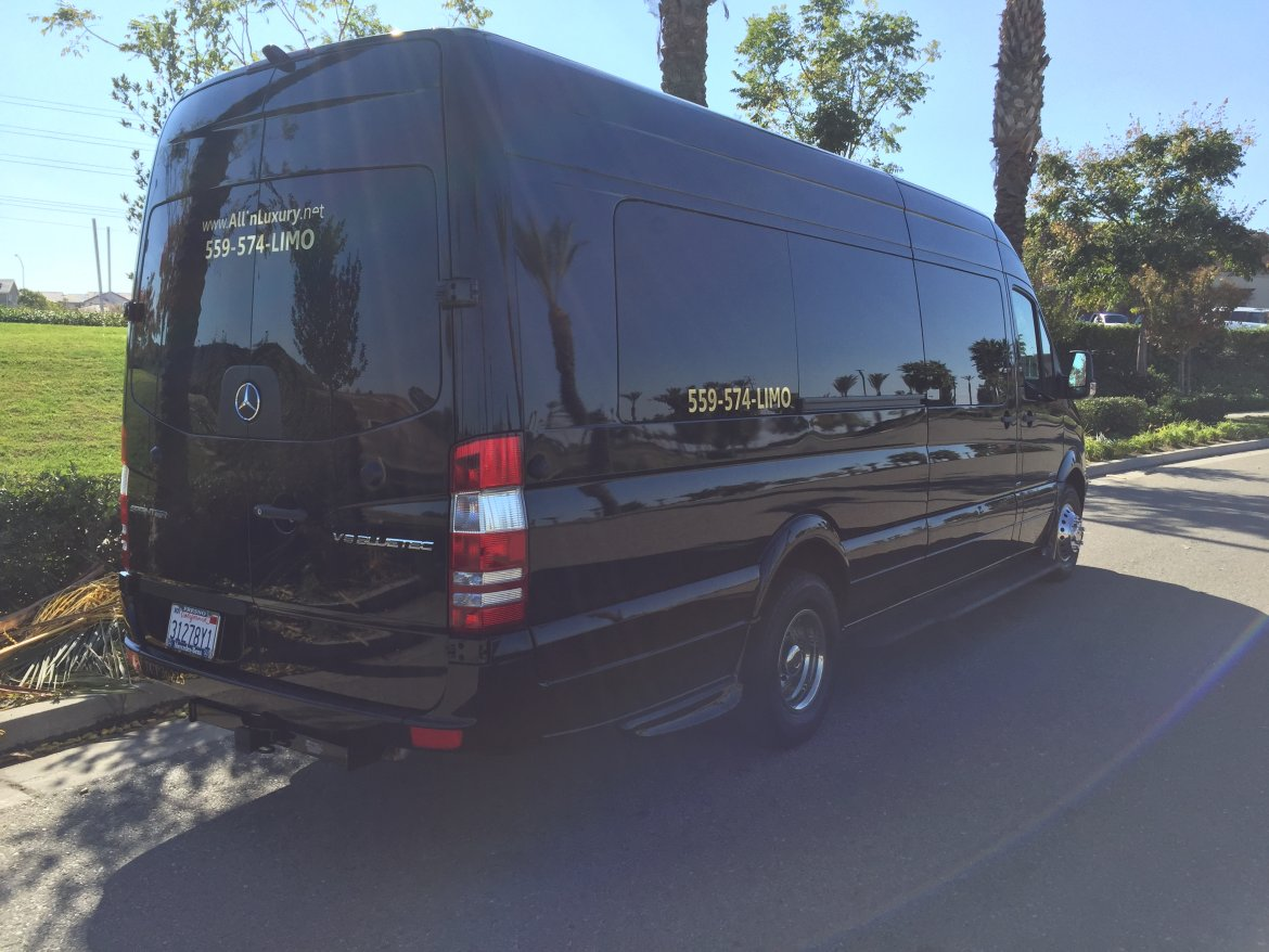 "Sprinter for sale: 2015 Mercedes-Benz Sprinter Executive 170"" by Midwest Coach Builders"