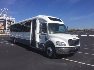 For sale: 2015 Federal Freightliner  M2 Limo Bus
