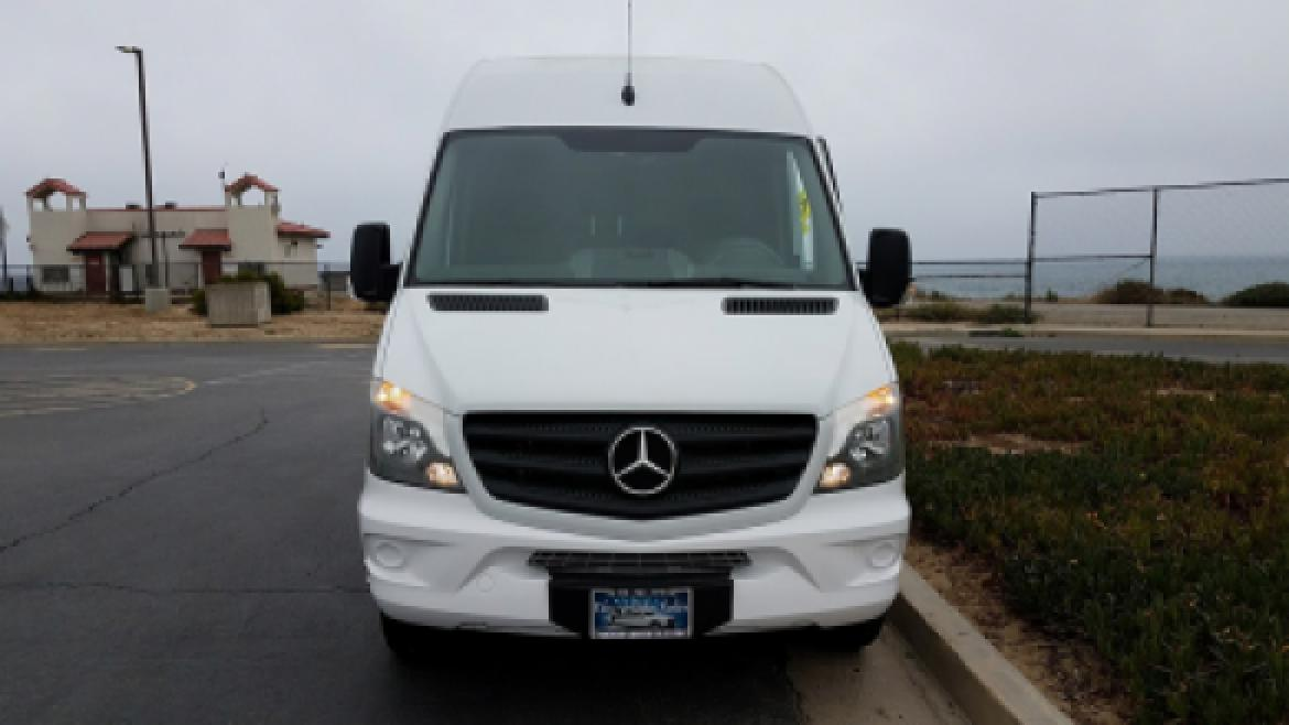 Photo of Sprinter for sale: 2016 Mercedes-Benz Sprinter 3500 by American Limousine Sales