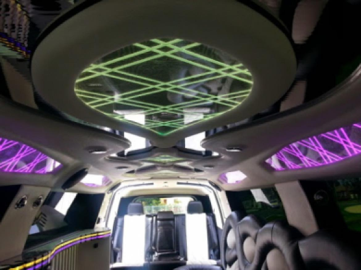 Photo of Limousine for sale: 2015 Jeep Grand Cherokee by American Limousine Sales