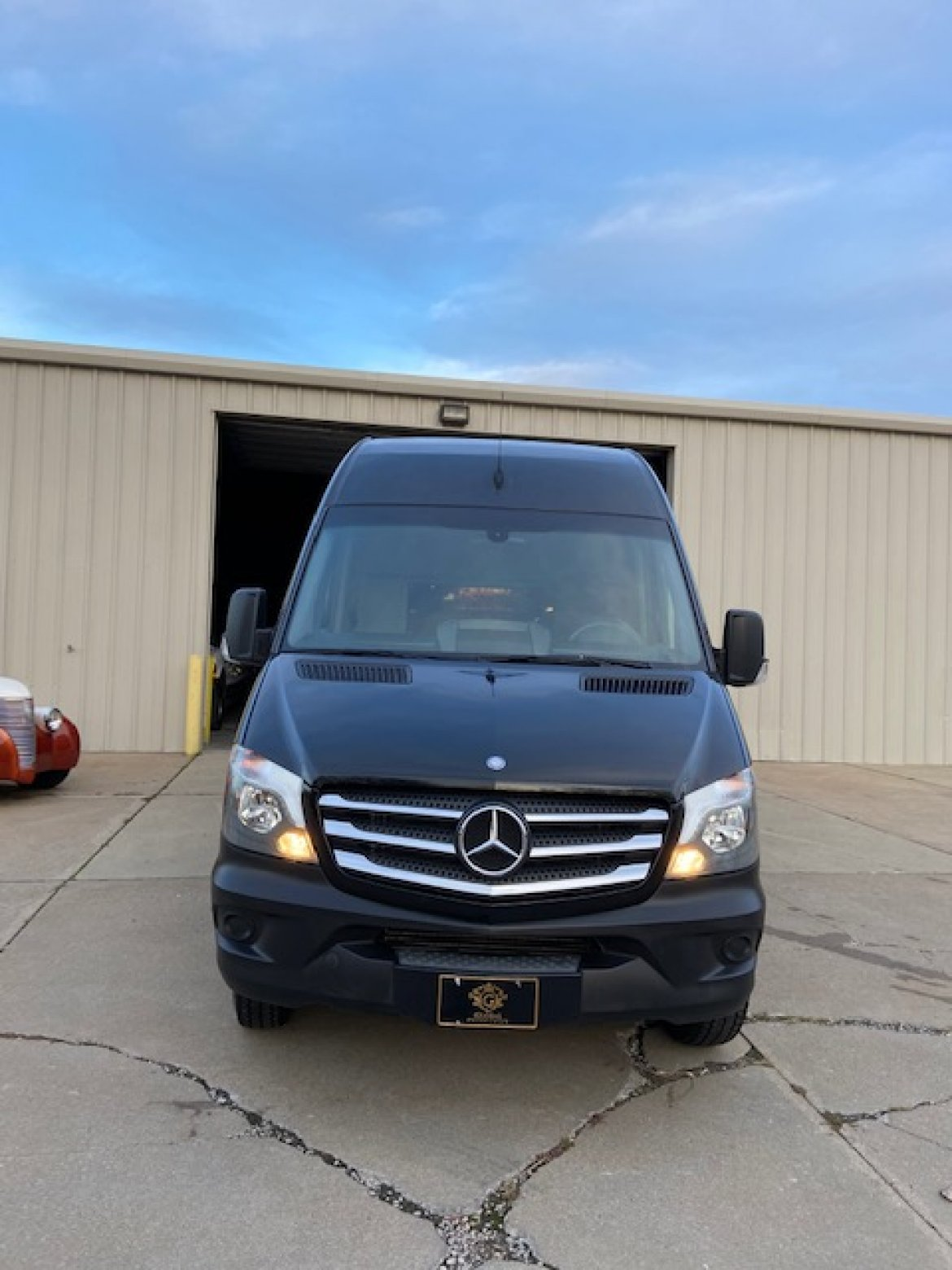 Used 2016 Mercedes-Benz Sprinter for sale #WS-14132   We Sell Limos