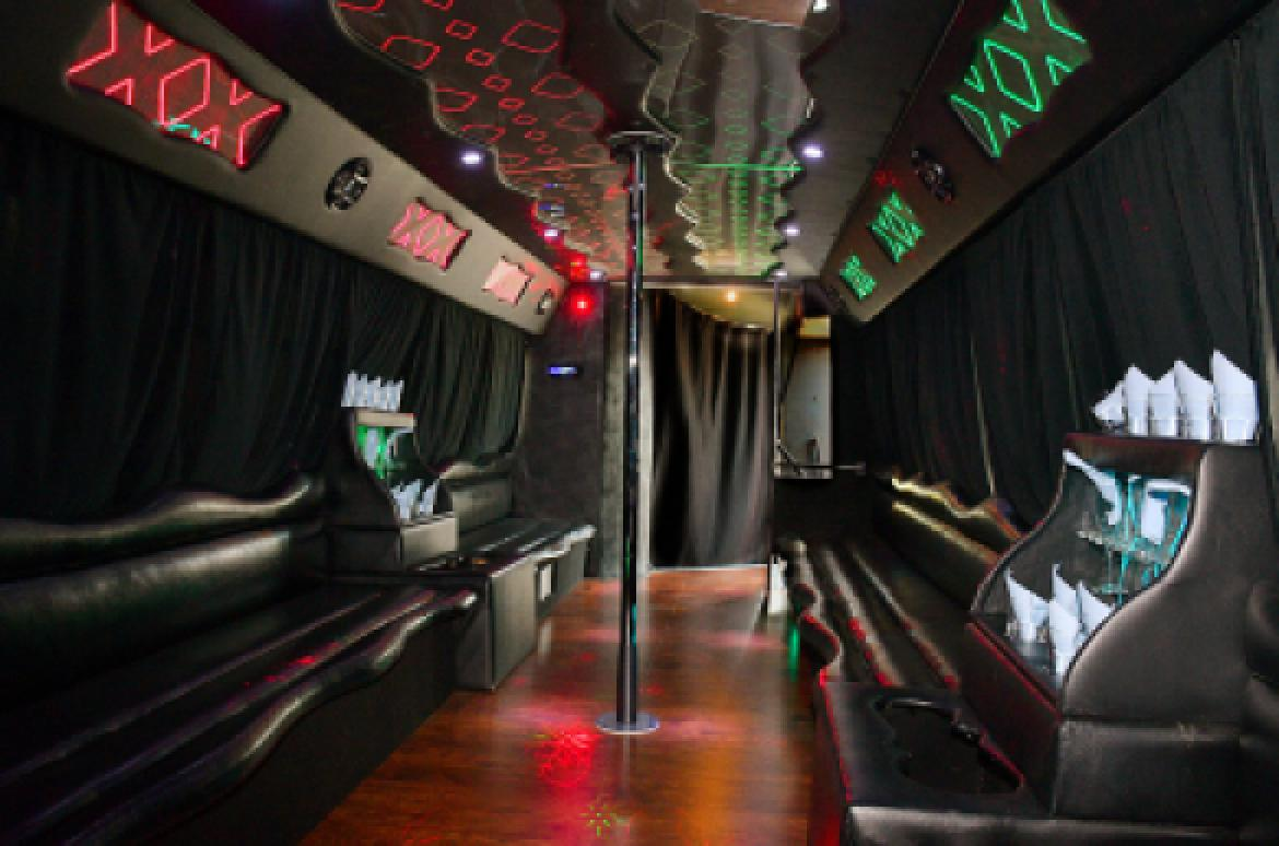 Photo of Limo Bus for sale: 2001 Chevy 3500 by Turtle Top