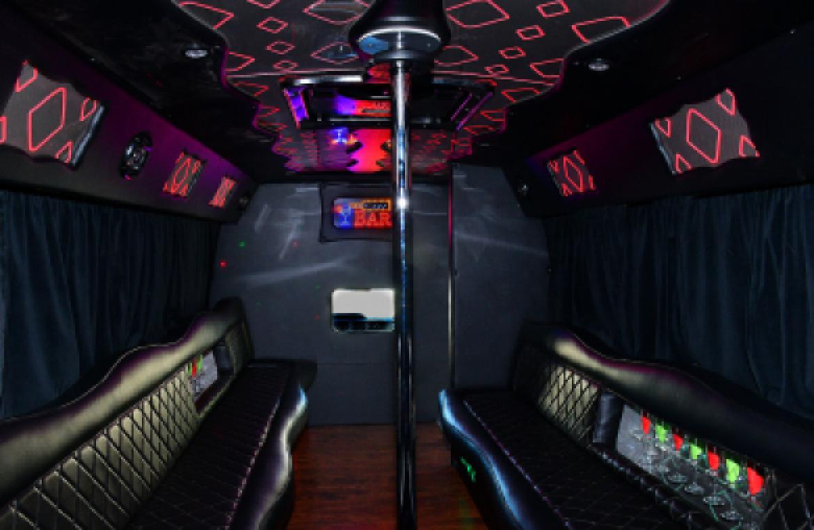 Photo of Limo Bus for sale: 2012 Ford E-450 by Turtle Top