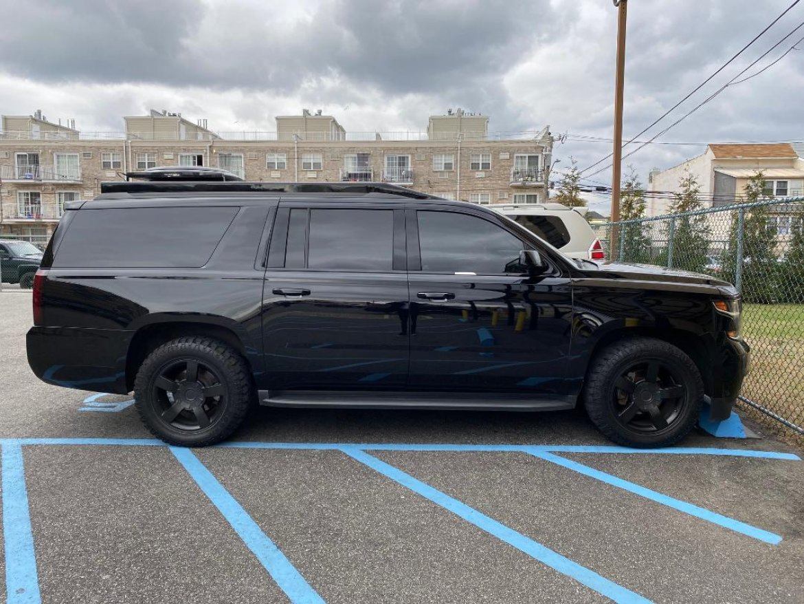 CEO SUV Mobile Office for sale: 2016 Chevrolet Suburban