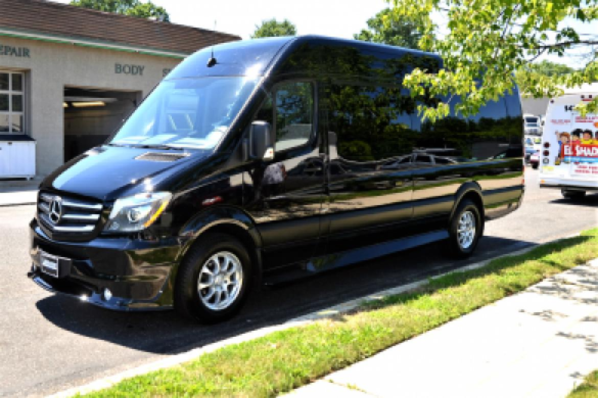 Limos For Sale >> New 2016 Mercedes-Benz Sprinter 2500 for sale #WS-10421 | We Sell Limos