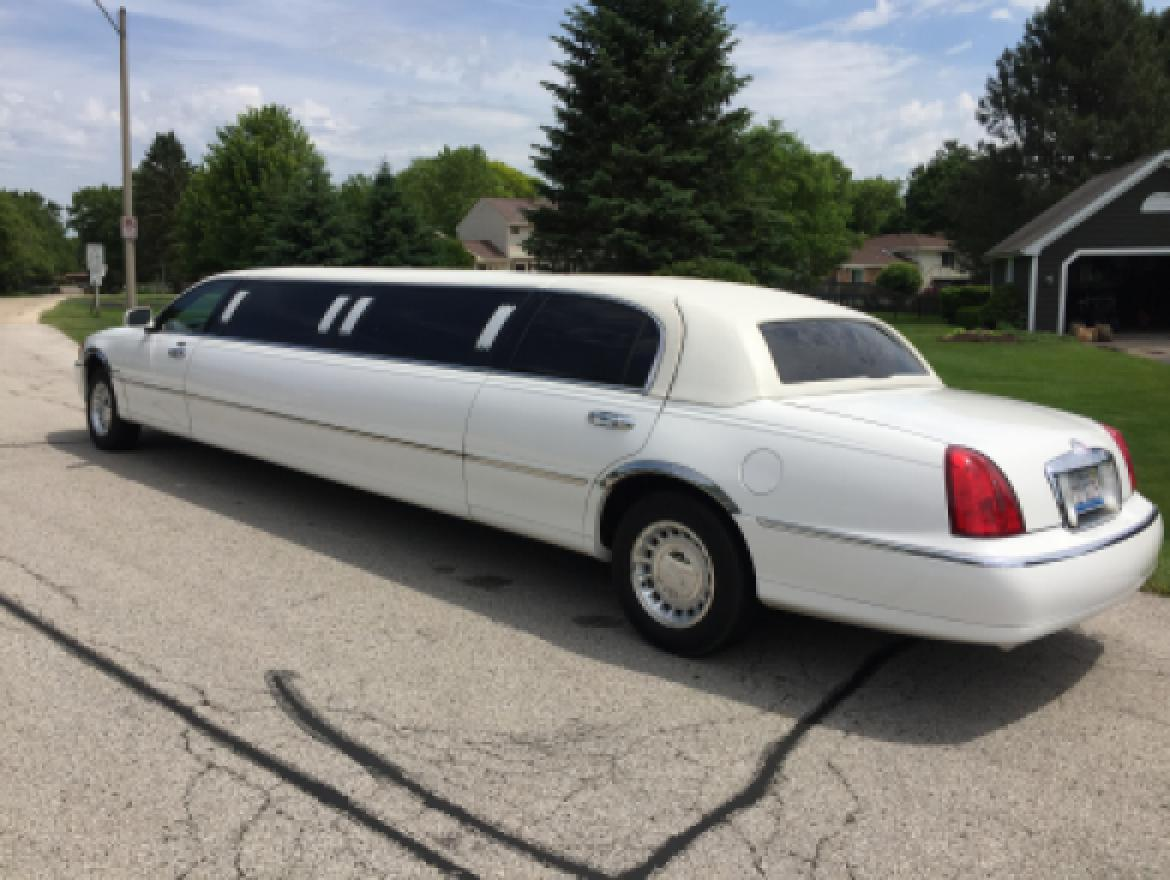 Used 2000 Lincoln Town Car For Sale Ws 10434 We Sell Limos