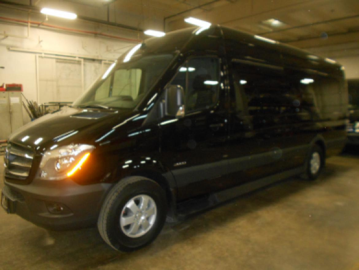 "Photo of Sprinter for sale: 2016 Mercedes Benz Sprinter 2500 170EExecutive 170"" by LCW Automotive Corp."