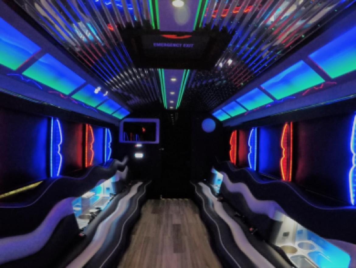Limo Bus for sale: 2017 Ford  e450 by Springfield Coach