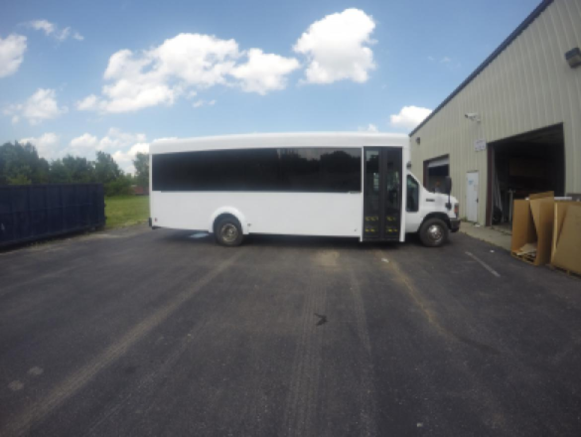 Photo of Limo Bus for sale: 2017 Ford  e450 by Springfield Coach