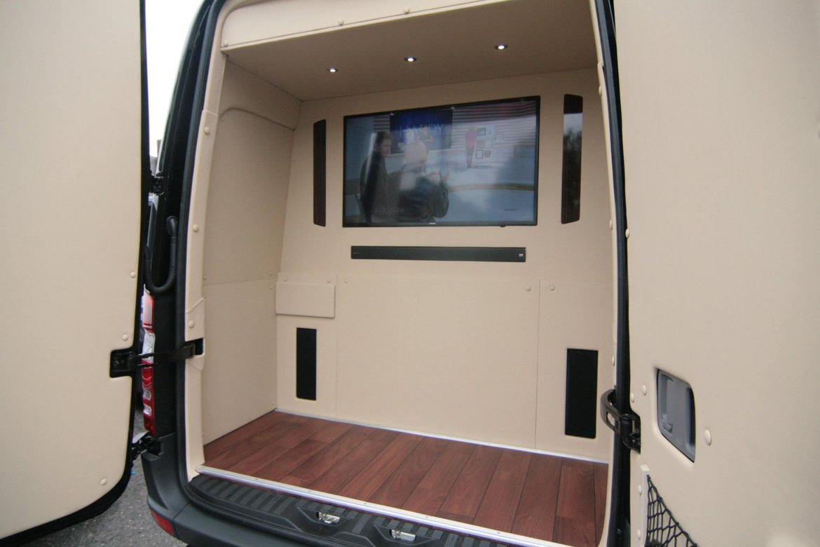 "Photo of Sprinter for sale: 2016 Mercedes-Benz  Sprinter 2500 170"" EXT by HQ Custom Design Inc."