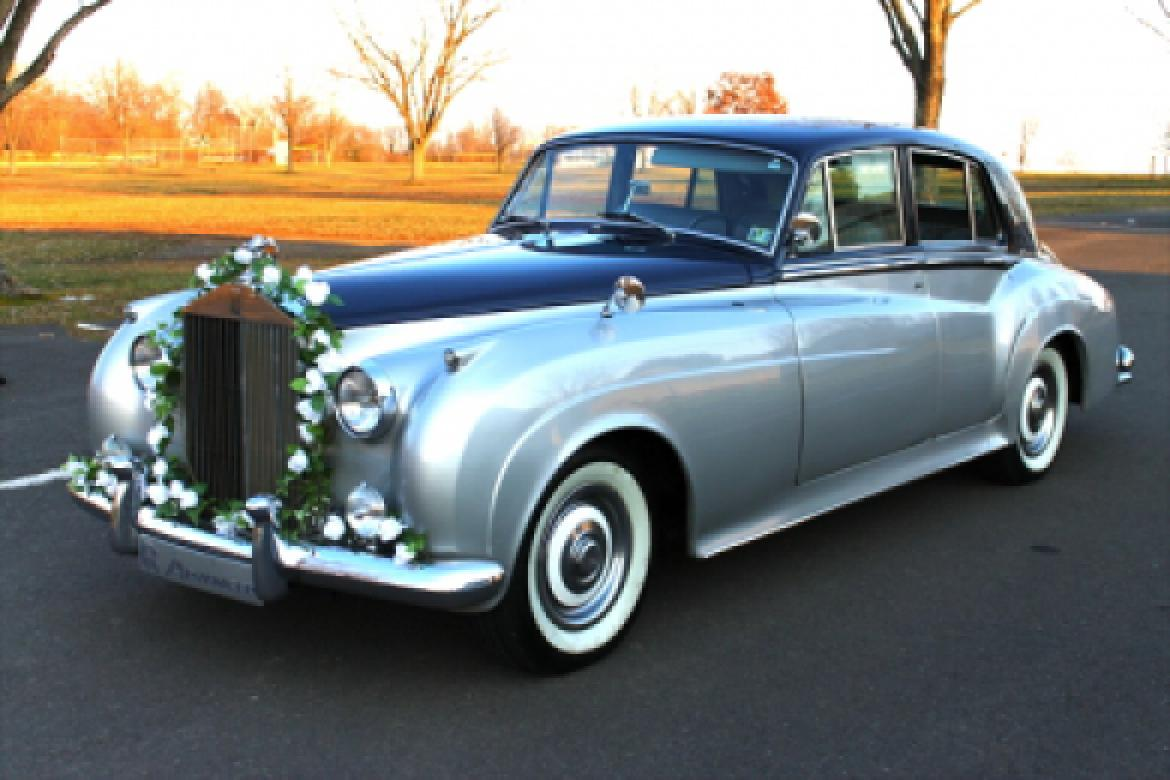 1960 Na Rolls Royce Silver Cloud Antique