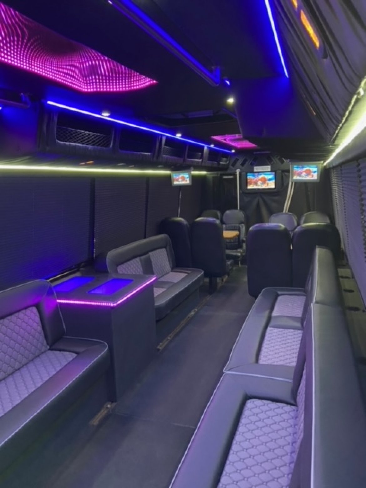 Limo Bus for sale: 2012 Freightliner Limo Coach by Ameritrans
