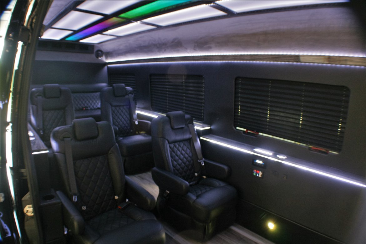 New 2017 mercedes benz sprinter 2500 for sale 10454 we for Mercedes benz stadium seats for sale