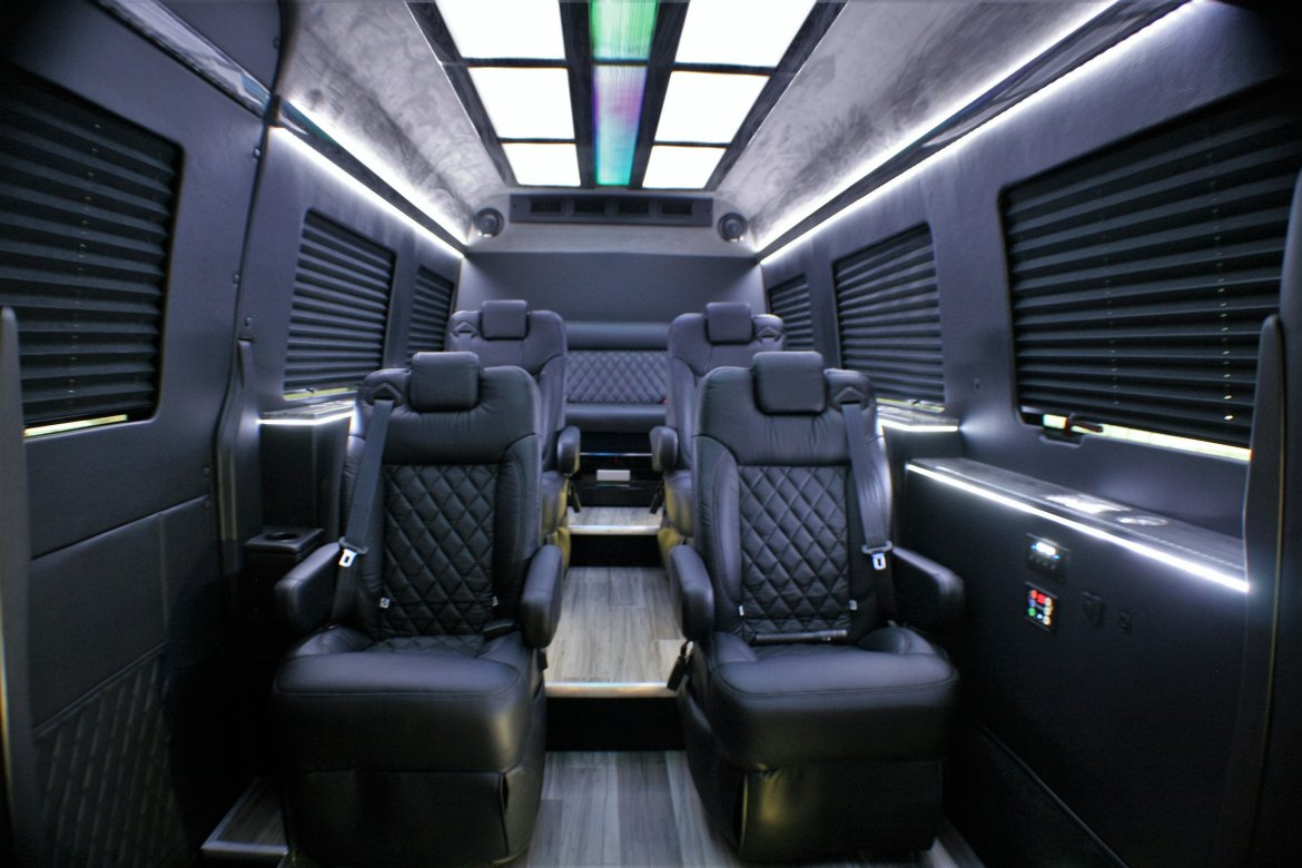 New 2017 mercedes benz sprinter 2500 for sale ws 10454 for Mercedes benz stadium will call location