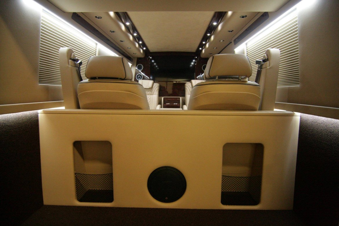 "Photo of Sprinter for sale: 2015 Mercedes-Benz  Sprinter 2500 144"" - Low Roof by HQ Custom Design Inc."