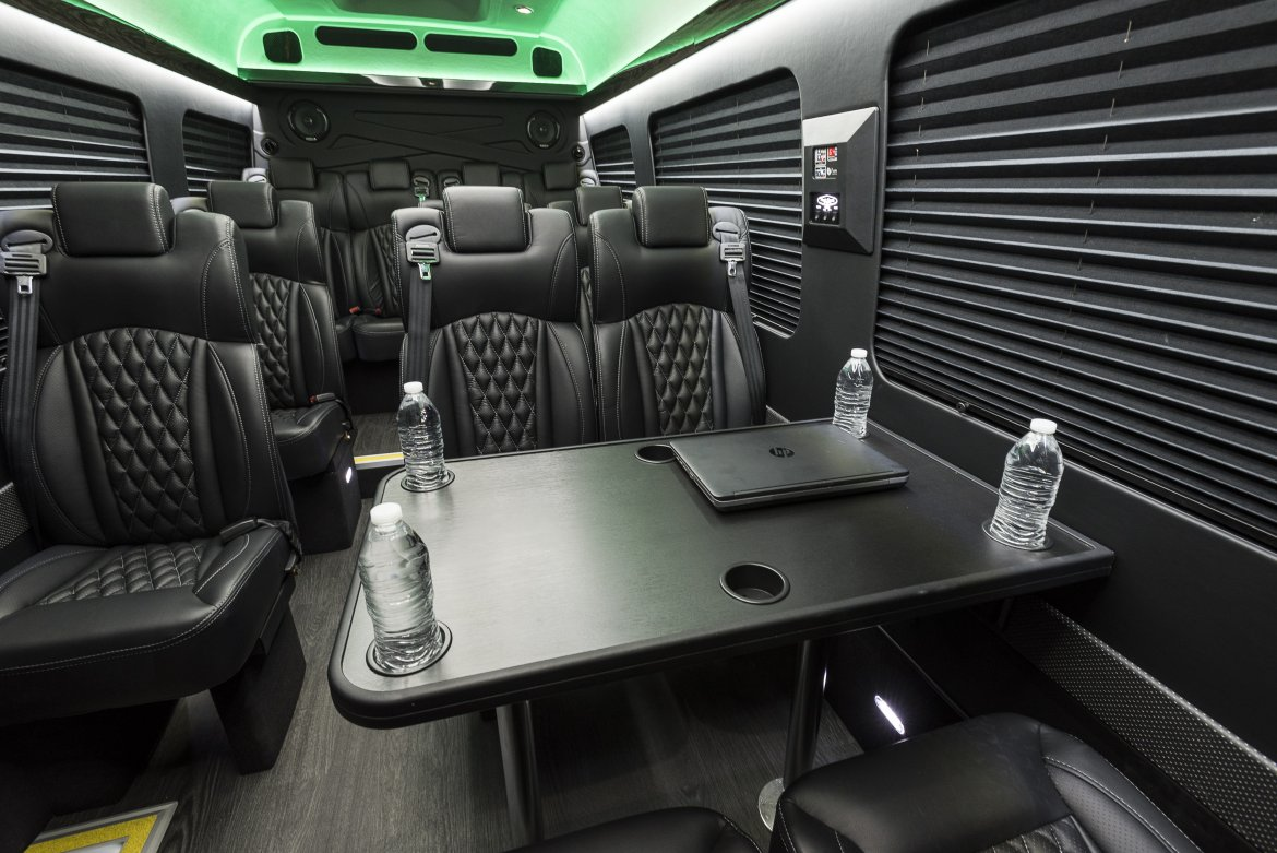 "Photo of Sprinter for sale: 2017 Mercedes-Benz 3500 170"" by First Class Customs"