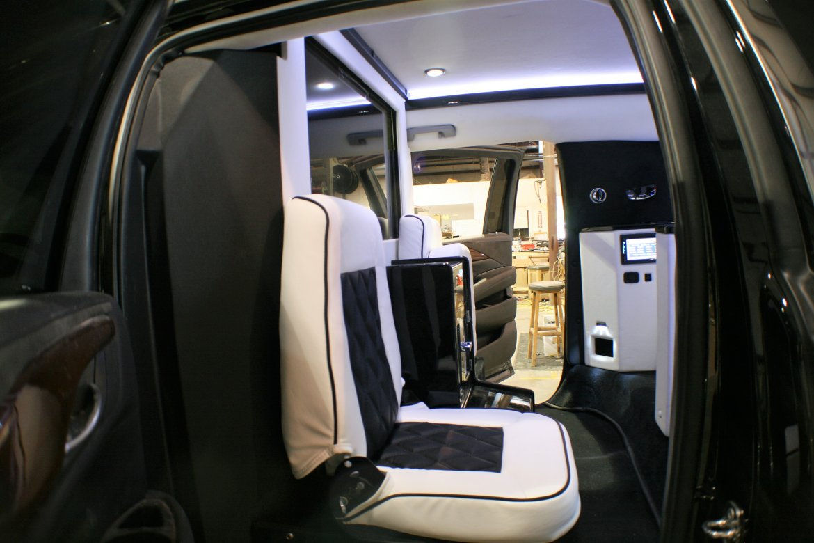 Ceo Suv Mobile Office For Sale Gmc Yukon Xl In Springfield