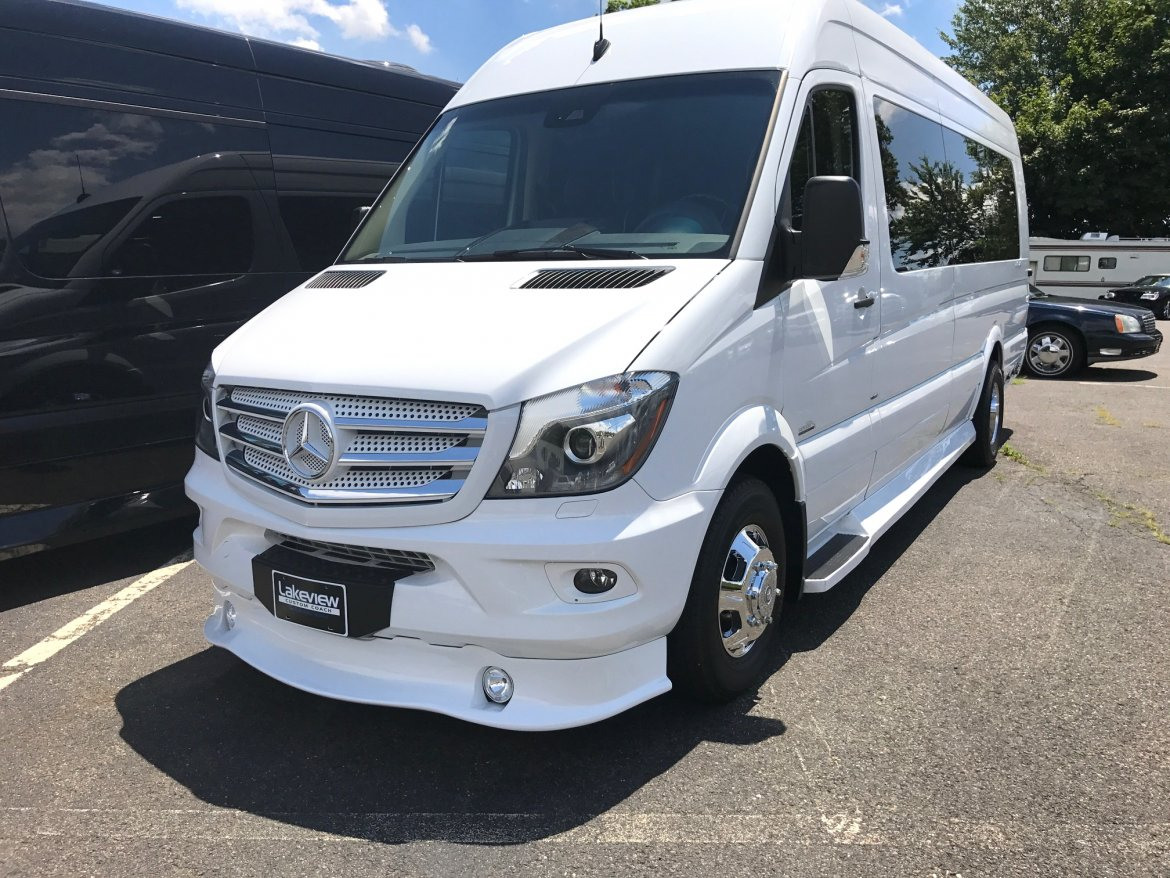 new 2018 mercedes benz sprinter 3500 for sale ws 10462 we sell limos. Black Bedroom Furniture Sets. Home Design Ideas
