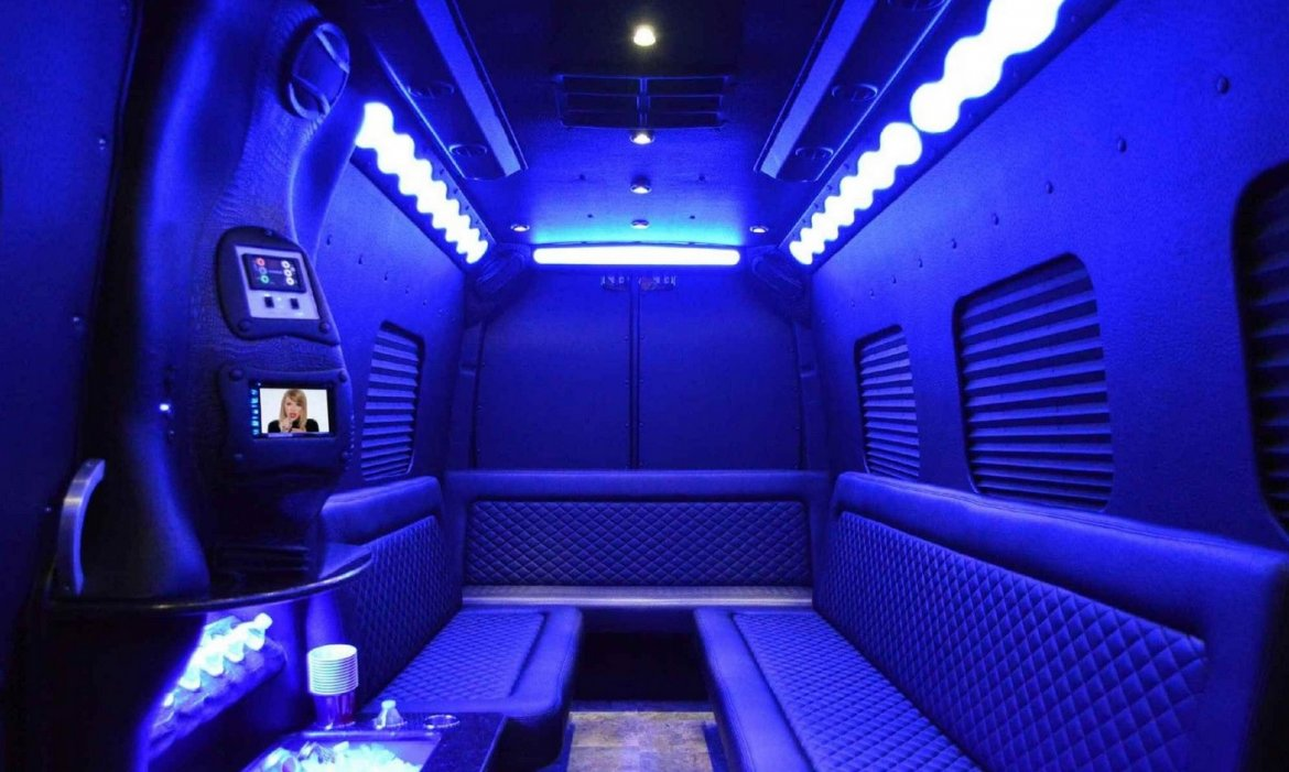 Photo of Sprinter for sale: 2017 Mercedes Sprinter 20 pax by Clean Ride Customs