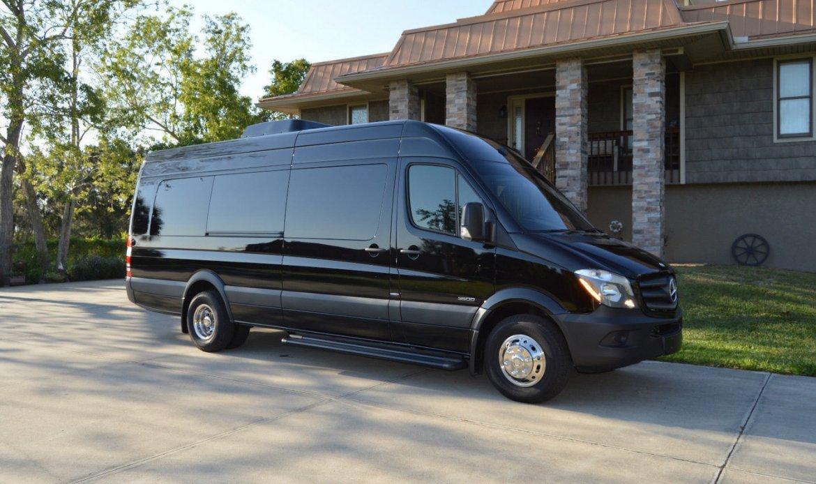 new 2017 mercedes benz sprinter 20 pax for sale 10466 we sell limos. Black Bedroom Furniture Sets. Home Design Ideas