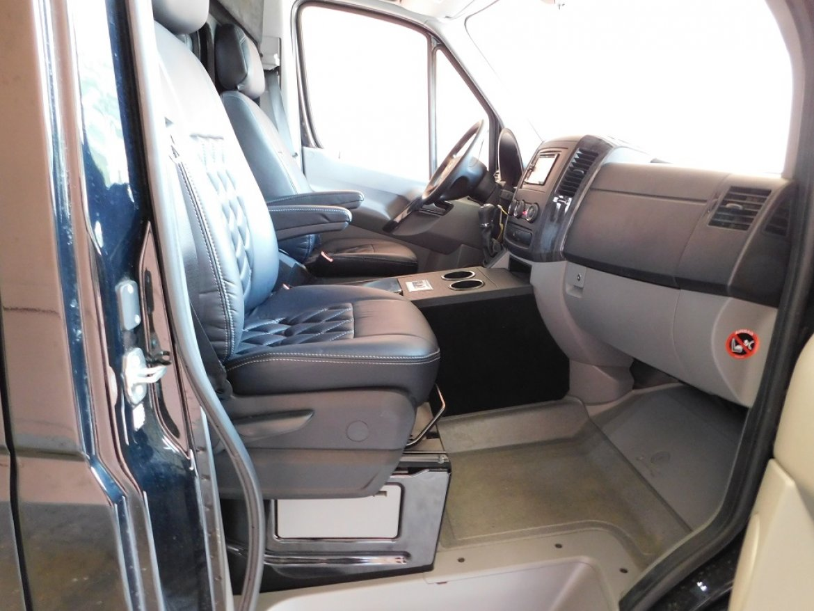 "Photo of Sprinter for sale: 2016 Mercedes-Benz Sprinter 2500 144"" by Westwind Coachworks"