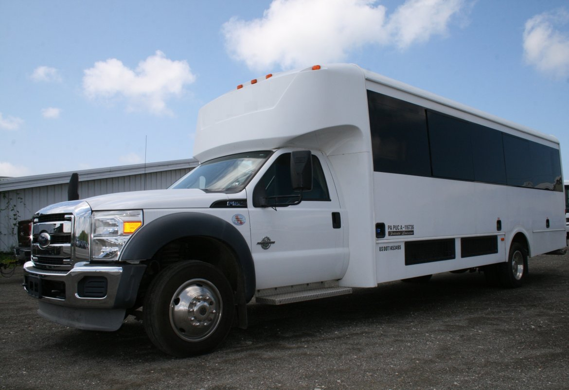 Limo Bus for sale: 2012 Ford  F550 by LGE Coachworks