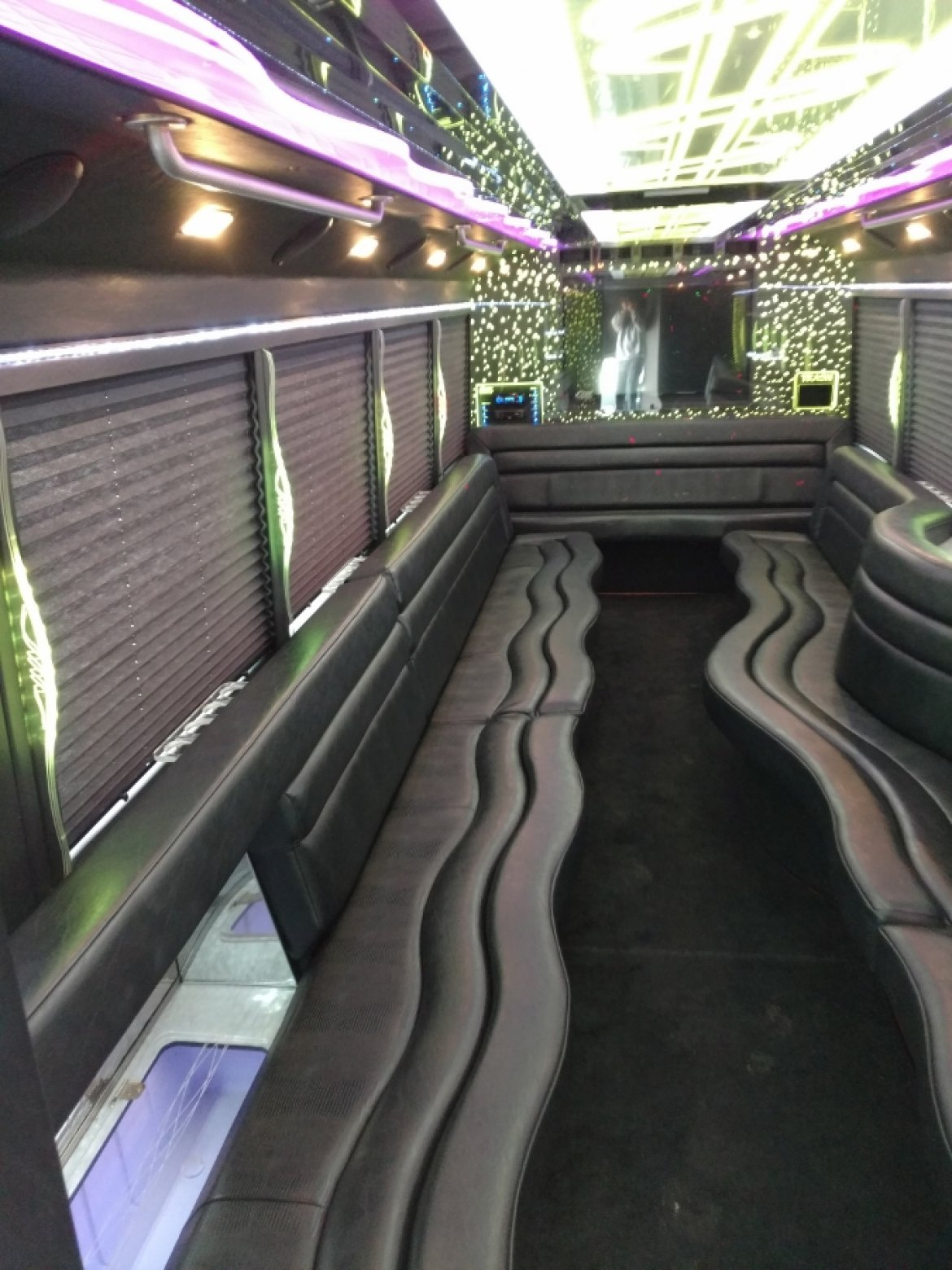 Photo of Limo Bus for sale: 2012 Ford  F550 by LGE Coachworks