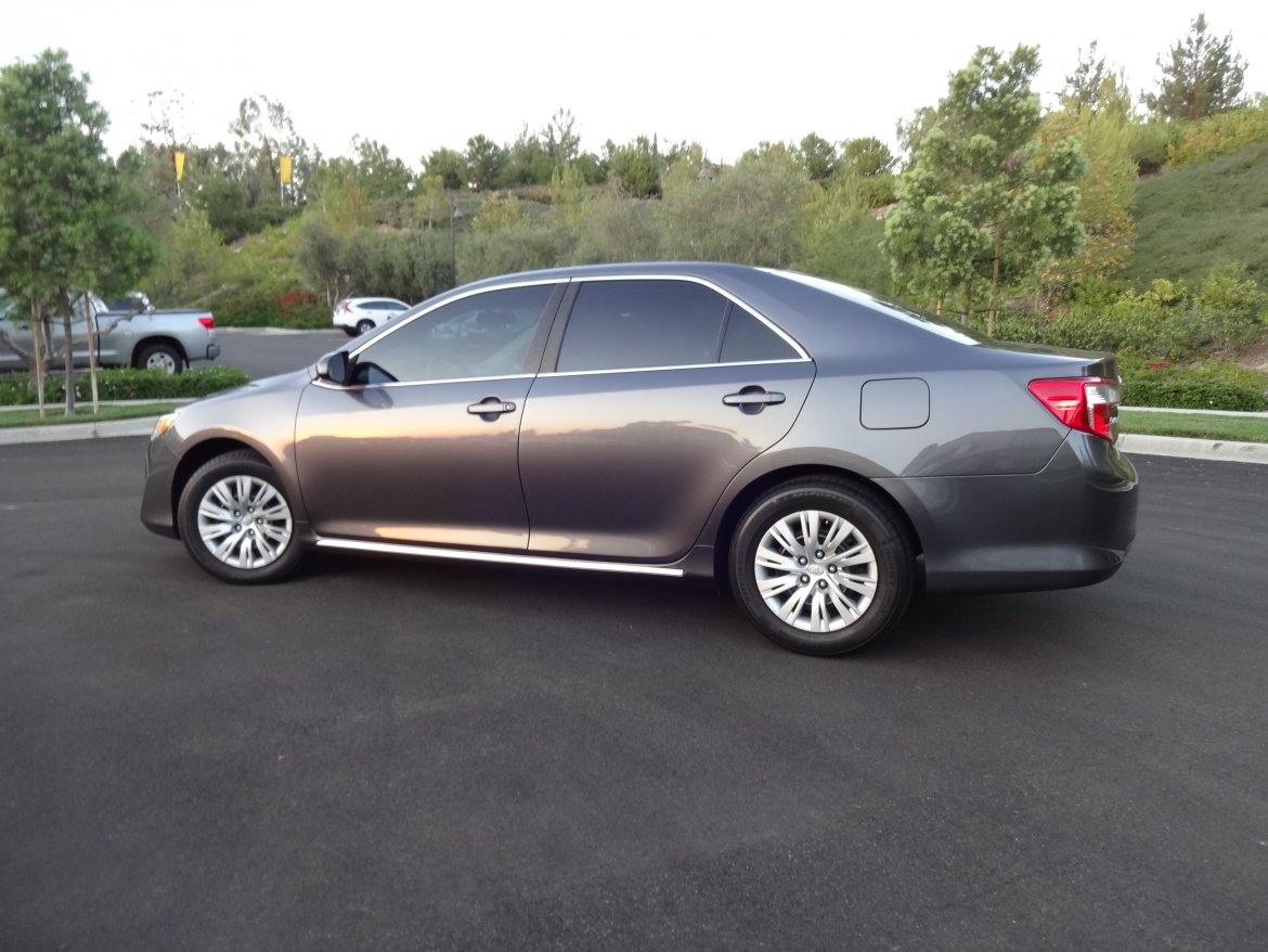 Used 2013 Toyota Camry LE for sale WS