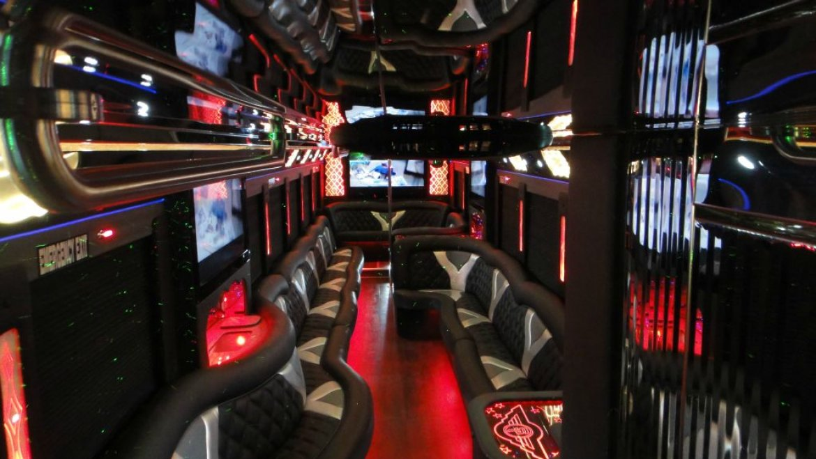 Photo of Limo Bus for sale: 2015 Freightliner Motorcoach Party Limo Workhorse  by CT Coachworks