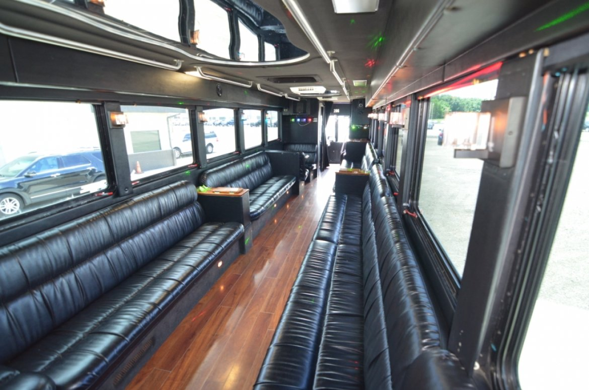 Photo of Limo Bus for sale: 2004 Freightliner  BUS by Craftsman