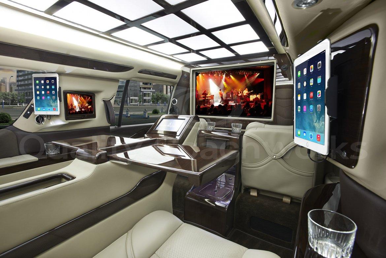 Cadillac Escalade Esv Interior 2017